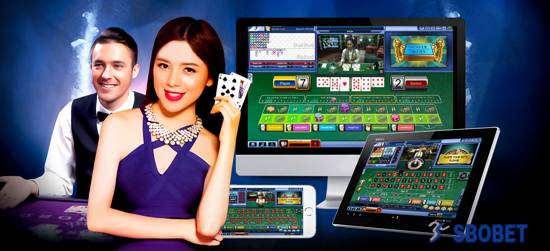 On-Line Casino Dressing Code - Index