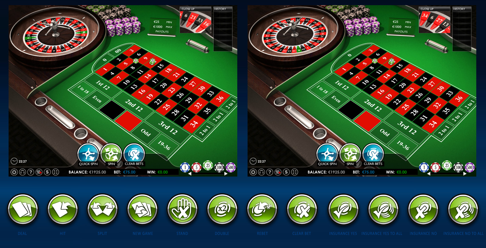 Does Free Roulette Gameplay?