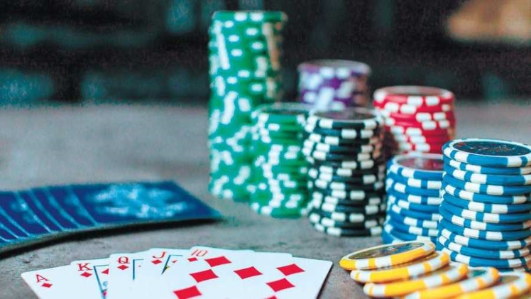 9 Causes Online Gambling Is A Waste Of Time