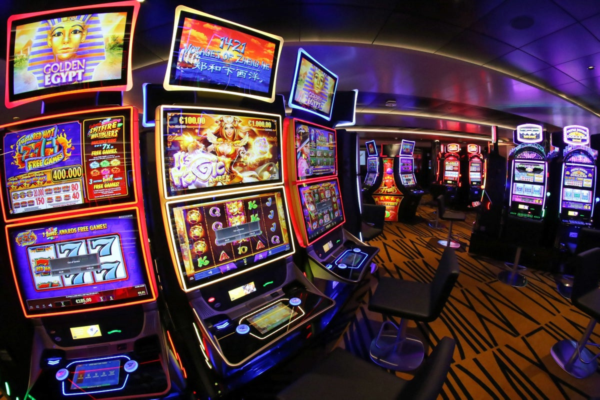 Where's Can Be The Ideal Online Slot